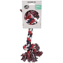 Pet Champion 2 Knot Rope Medium Dog Toy
