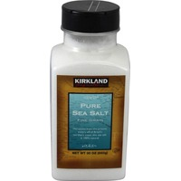 Kirkland Signature Pure Sea Salt