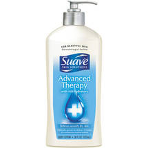 Suave Skin Solutions Advanced Therapy Body Lotion