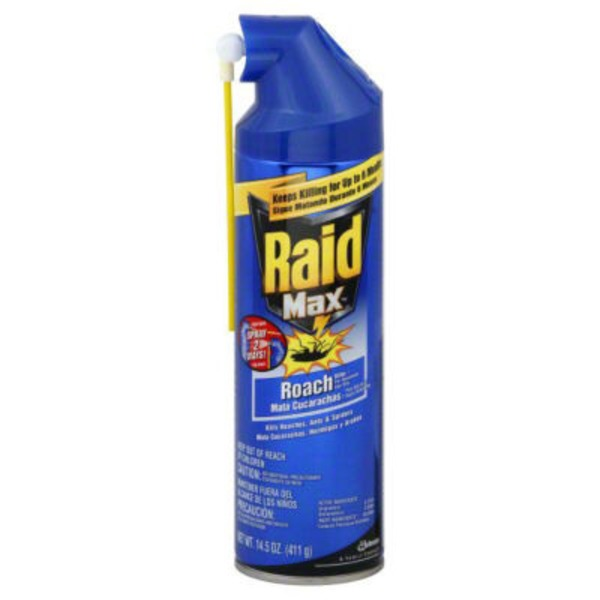 Raid Max Ant & Roach Killer Insecticide