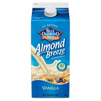 Almond Breeze Vanilla Almond Milk Non Dairy Milk Alternative