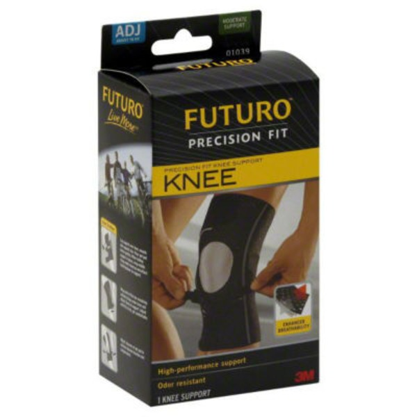Futuro Knee Support, Precision Fit, Moderate Support