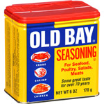 Old Bay Poultry Seafood Salads & Meats Seasoning