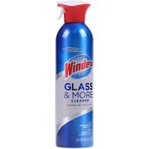 Windex Glass & More Cleaner