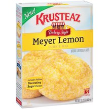Krusteaz Meyer Lemon Cookie Mix