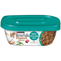 Beneful Wet Prepared Meals Savory Rice & Lamb Stew Dog Food