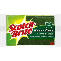 Scotch-Brite Heavy Duty Scrub Sponge