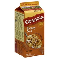 Sweet Home Farm Honey Nut Granola With Almonds Cartons