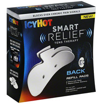 Icy Hot Smart Relief Ten Therapy Back Refill Pads Kit