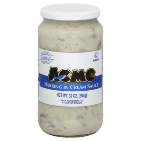 Acme Herring in Cream Sauce