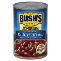 Bush's Best Dark Red Kidney Beans