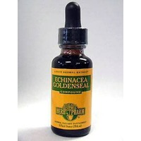 Herb Pharm Echinacea Goldenseal Herbal Supplement