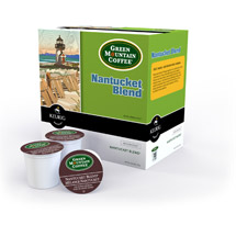 Keurig K-Cups Green Mountain Nantucket Blend Coffee