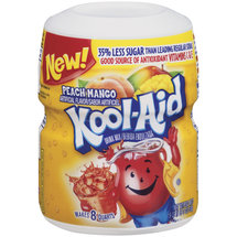 Kool-Aid Peach Mango Drink Mix