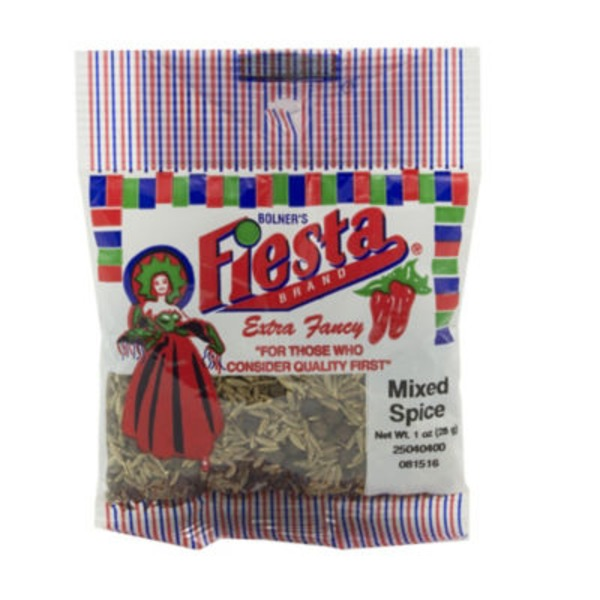 Fiesta Mixed Spice