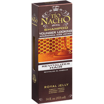 Tio Nacho Younger Looking Royal Jelly Shampoo