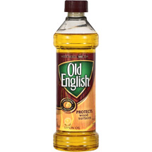 Old English Lemon Oil Furniture Polish