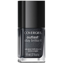 CoverGirl Outlast Stay Brilliant Nail Gloss 330 Diva After Dark