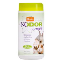 Hartz Nodor Cage Wipes