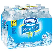Nestle Pure Life Water 0.5L