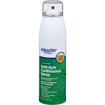 Equate Extra Strength Anti-Itch Continuous Spray