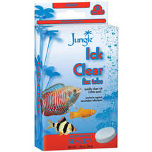 Jungle Ick Clear Tablets Tank Buddies
