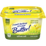 I Can't Believe It's Not Butter! Mediterranean Blend with Olive Oil Spread