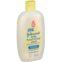 Johnson's® Head-to-Toe® Baby Wash Baby Bath