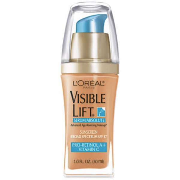 Visible Lift Serum Absolute Advanced Age-Reversing 155 Honey Beige Makeup