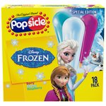 Popsicle Red Classics Ice Pops