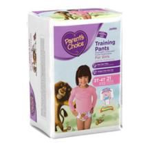 Parent's Choice Girls' Training Pants 3T-4T