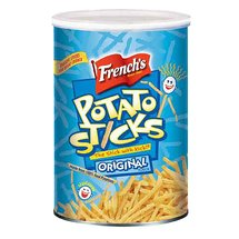 French's Original Flavor Potato Sticks