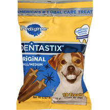 Denta Stix For Small Dogs Snack Food