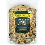 Nature Valley Blueberry Toasted Oats Muesli