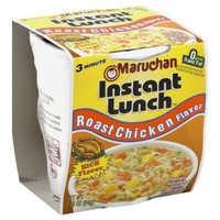 Maruchan Instant Lunch Roast Chicken Flavor Ramen Noodle Soup