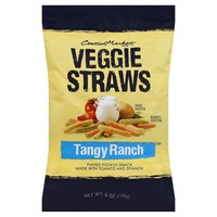 Central Market Tangy Ranch Veggie Straws