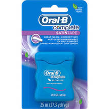 Oral B Satin Tape