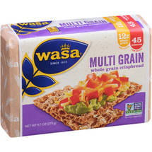 Wasa Multi Grain Crispbread Display