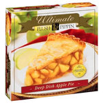 Plush Pippin Ultimate Deep Dish Apple Pie