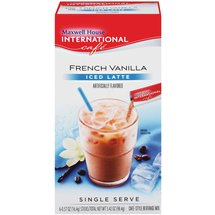 Maxwell House International Cafe Cafe-Style French Vanilla Iced Latte
