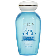L'Oreal Paris Clean Artiste Eye Makeup Remover