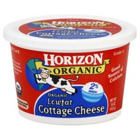 Horizon Organic Lowfat Small Curd Cottage Cheese