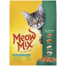 Meow Mix Indoor Dry Cat Food