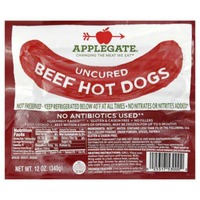Applegate Natural Beef Hot Dogs