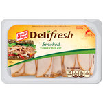 Oscar Mayer Deli Fresh 98% Fat Free Shaved Smoked Turkey Breast