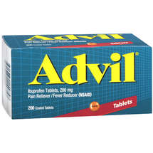Advil Ibuprofen Pain Reliever / Fever Reducer