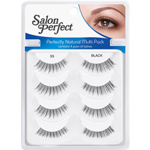 Salon Perfect Natural Multi Pack Eyelashes