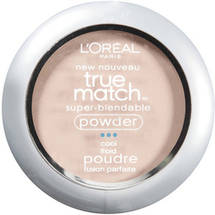 L'Oreal Paris True Match Powder Natural Ivory