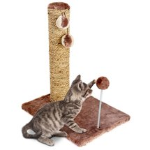 Cat Craft 20 Sea Grass Scratcher with Toy