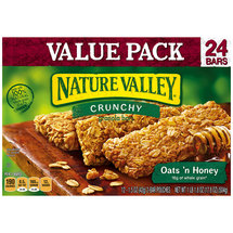 Nature Valley Crunchy Oats 'n Honey Granola Bars